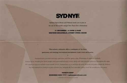 SYD NYE