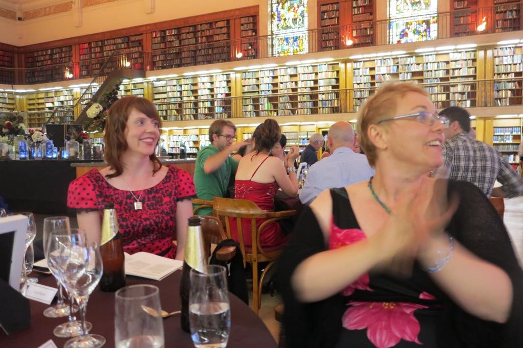 Favel Parrett and Edwina Shaw respond to not winning the UTS Glenda Adams Award for New Writing