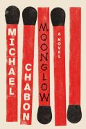 "This book cover image released by Harper shows, ""Moonglow,"" a novel by Michael Chabon. (Harper via AP) ORG XMIT: NYET201"